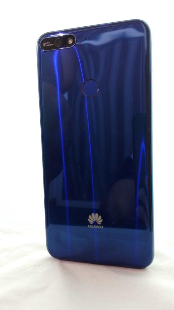 Huawei Y7 Rückseite