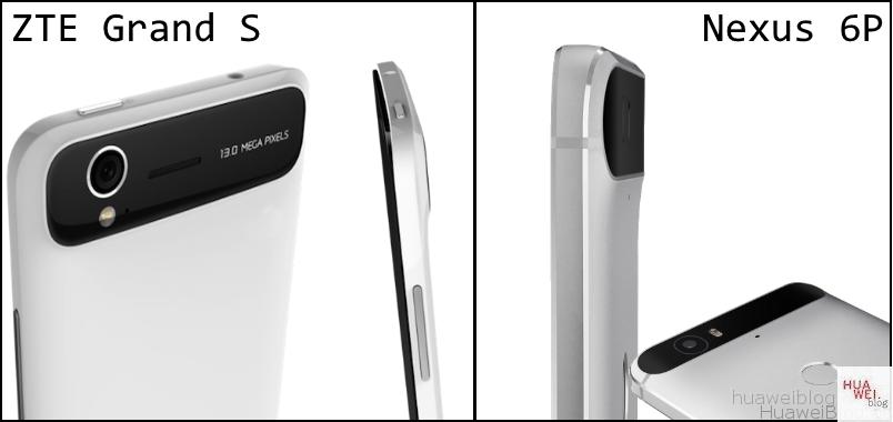ZTE vs Nexus 6P