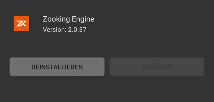 Zookingsoft Engine