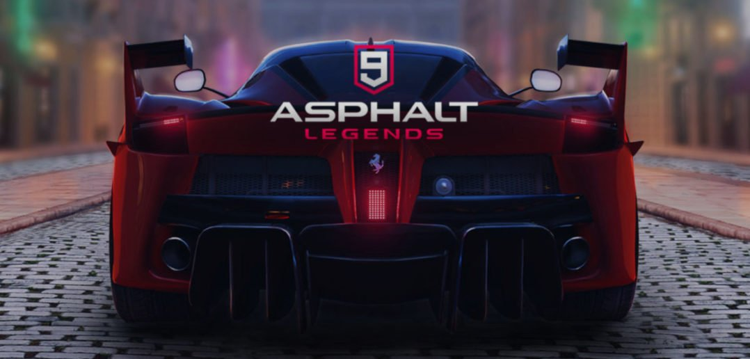 Asphalt 9 Kompatibilität Huawei P20 pro