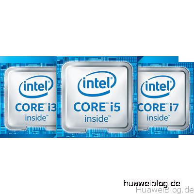 MateBook - Intel inside