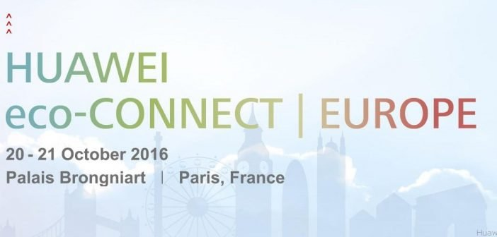 [Eventbericht] Huawei eco-Connect Europe – HCE2016 Paris