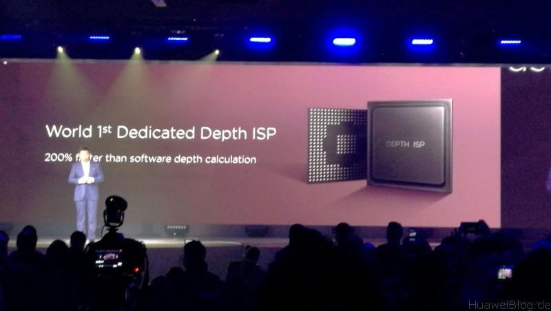 Huawei P9 Plus - ISP