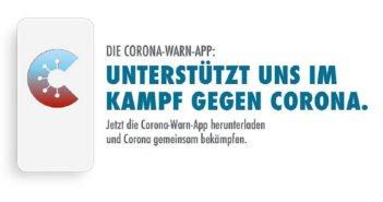 corona-warn-app Header