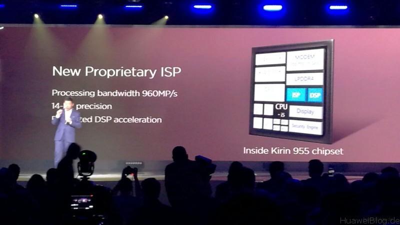 Huawei P9 - Präsentation - London - CPU