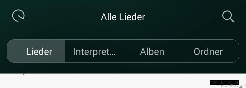 EMUI Musik App