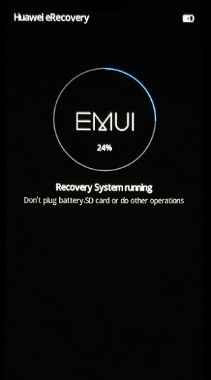Huawei eRecovery Firmware Finder