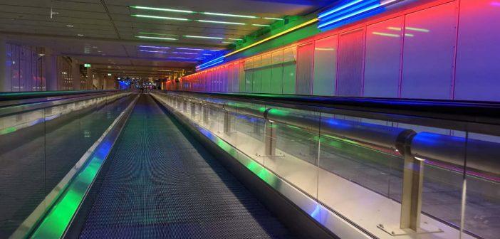 Die digitale Transformation des Flughafens wird beschleunigt