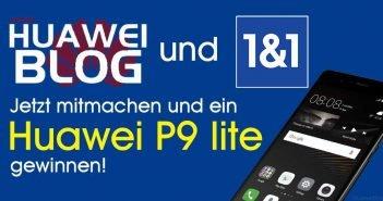 Huawei P9 lite Gewinnspiel