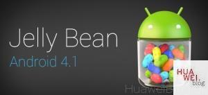Huawei - Android Jelly Bean