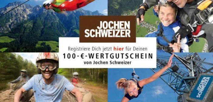 Jochen Schweizer Gutschein