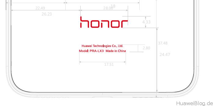 honor PRA-LX3