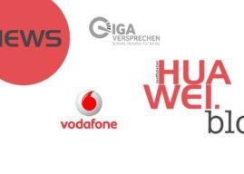 Kann mein Huawei LTE Highspeed von Vodafone?