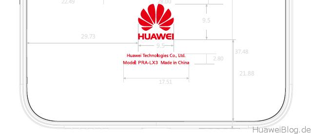 huawei PRA-LX3