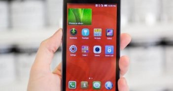 Huawei Ascend Y635 - front
