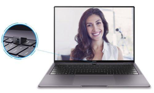 MateBook X Pro Kamera