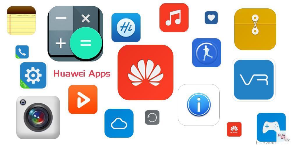Original Huawei Apps zum Download - Huawei Blog