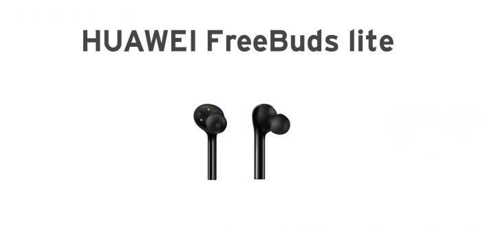 HUAWEI FreeBuds Lite im Test – Top oder Flop?