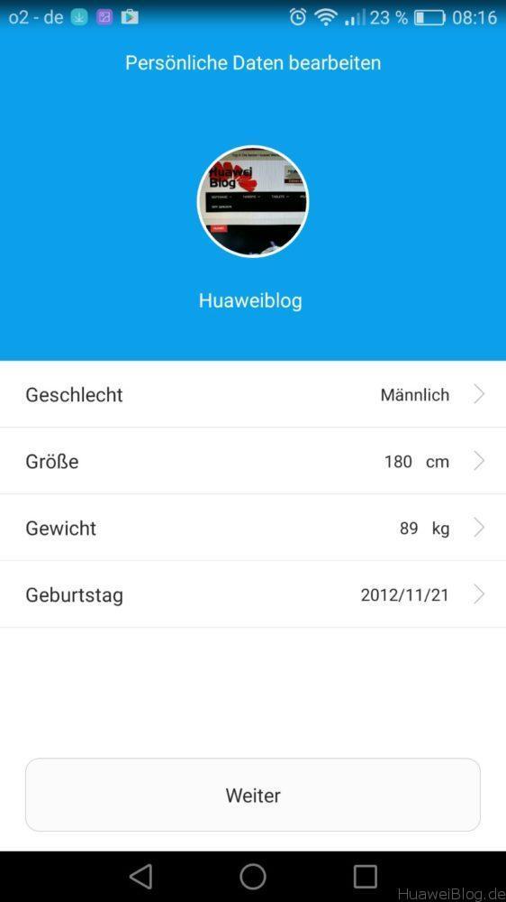 Huawei Gesundheit / Healt App - apk Download