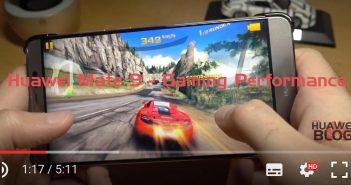 Huawei Mate 9 Gaming Performance