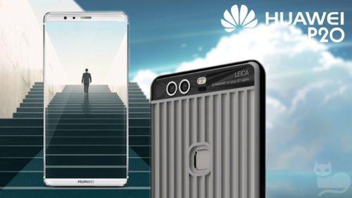 Huawei P20 Leak