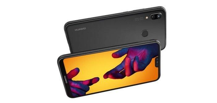 Huawei P20 lite meistverkauftes Smartphone Deutschland