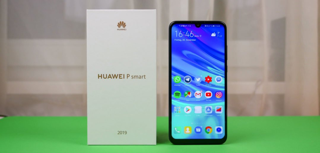 HUAWEI P Smart 2019 Test
