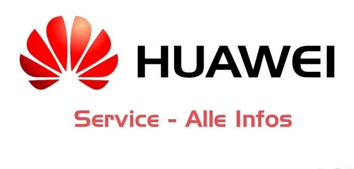 Huawei Service – Kostenfreie Hotline und mehr
