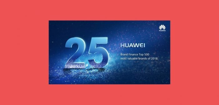 Huawei Top 25