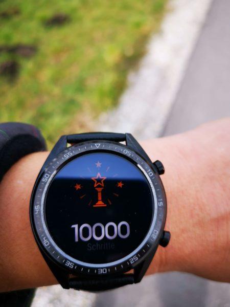 HUAWEI Watch GT erhält Firmware Update 1.0.6.8 2