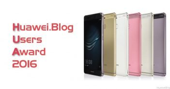 Huawei.Blog Users Award 2016