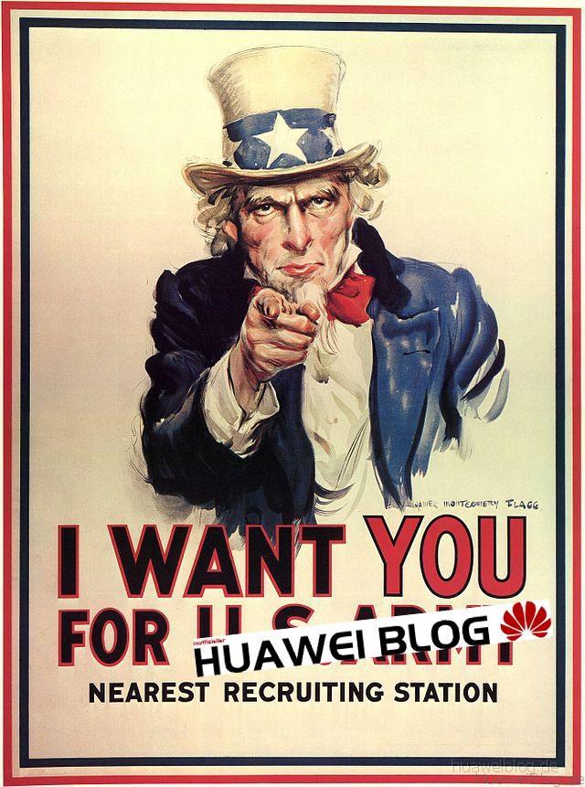 Huaweiblog sucht Redakteure