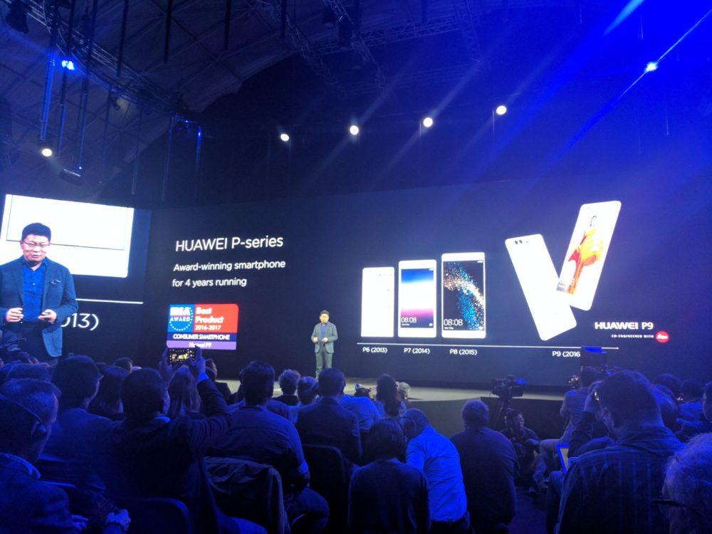 Huawei P10 / P10 Plus - Huawei P-Serie - Barcelona - MWC 2017