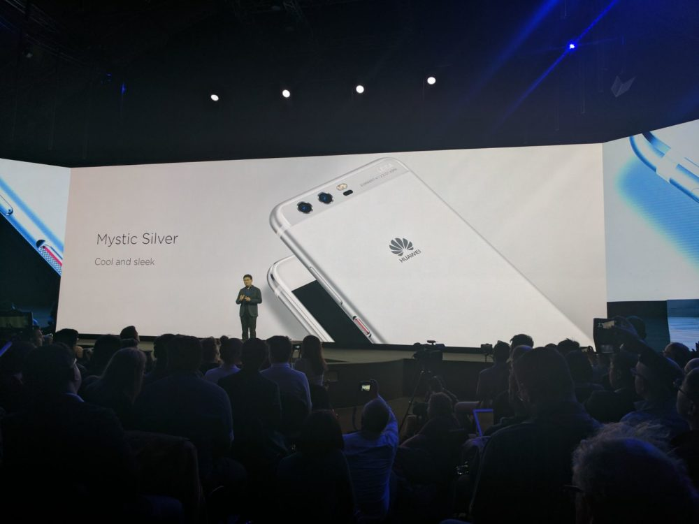 Huawei P10 / P10 Plus - Mystic Silver