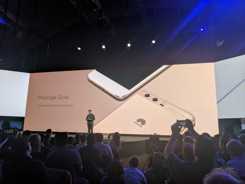 Huawei P10 Plus - Prestige Gold
