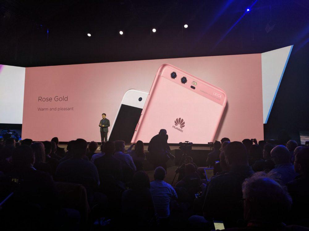 Huawei P10 Plus - Rose Gold