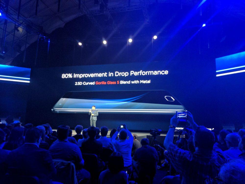 Huawei P10 / P10 Plus - 2,5D curved Gorilla Glass 5