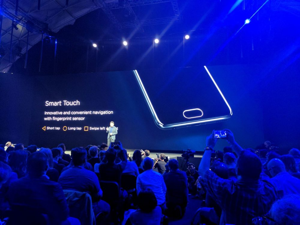 Huawei P10 / P10 Plus - Smart Touch