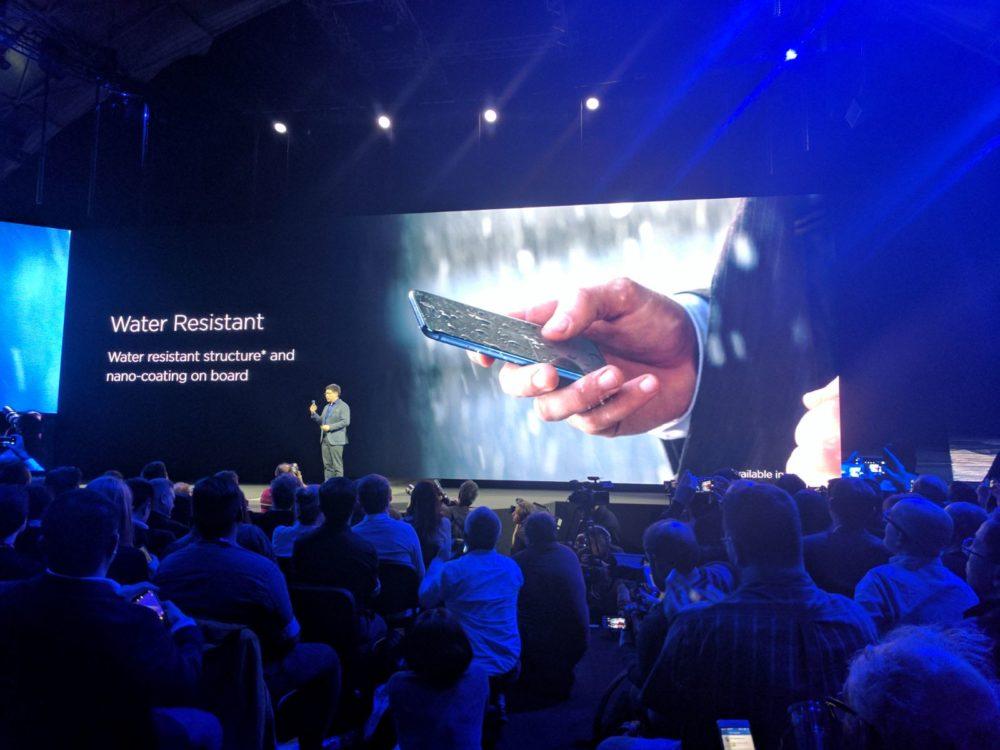 Huawei P10 - P10 Plus - Nanobeschichtung - Wasserresistent