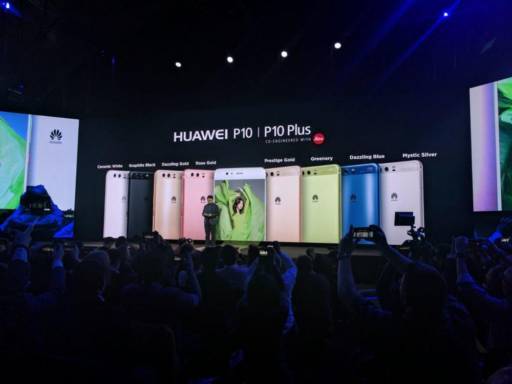 Huawei P10 - P10 Plus - MWC 2017