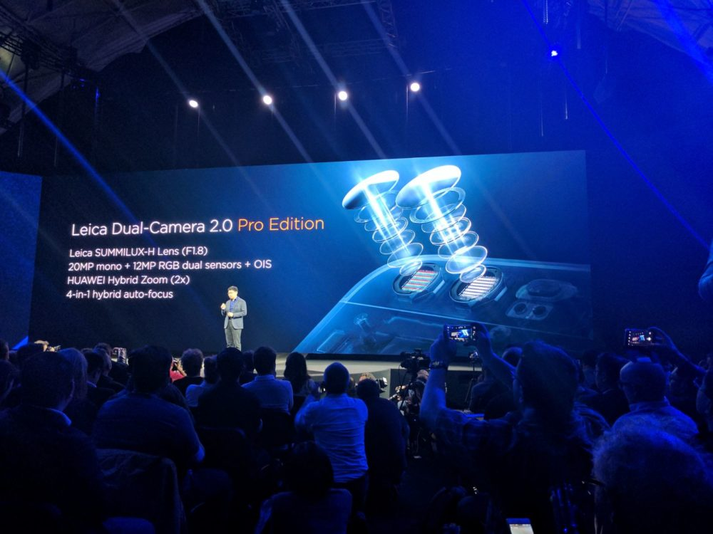 Huawei P10 - Leica - Dual Kamera - 2.0 Pro Edition