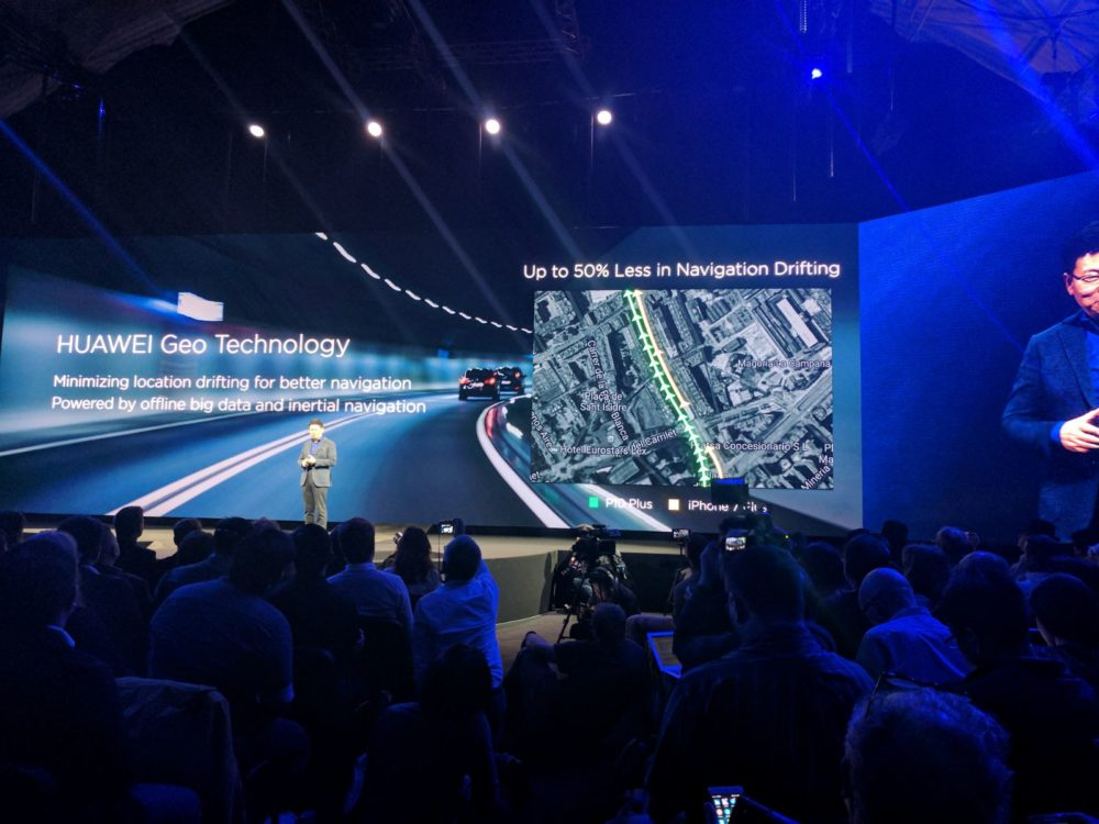 Huawei P10 - Geo Technology
