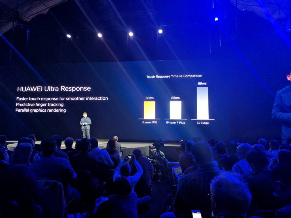 Huawei P10 - Fingerprint - Sensor