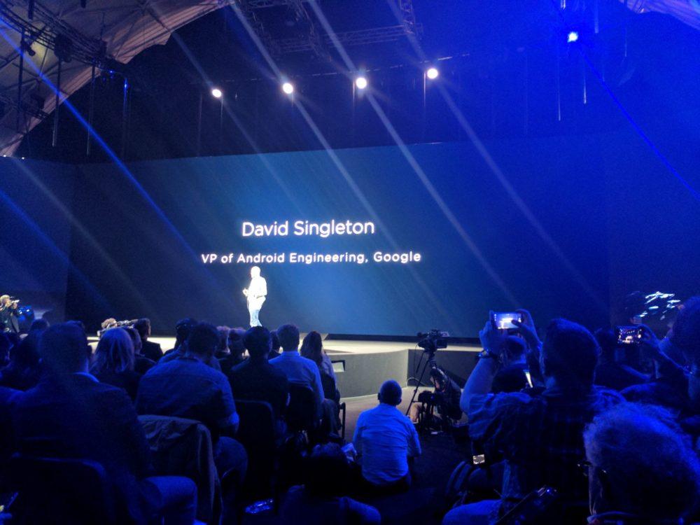 David Singleton - Huawei PC - MWC 2017