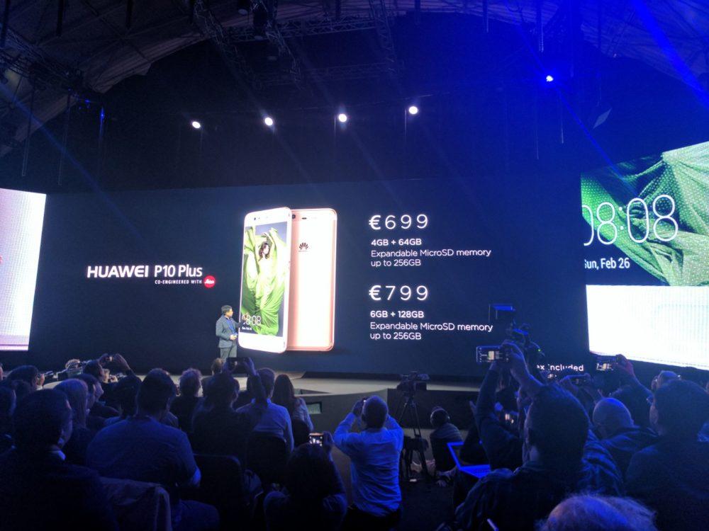 Preise Huawei P10 Plus