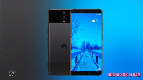 Huawei P20 Leak / Fake