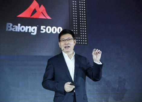 Richard Yu - Balong 5000