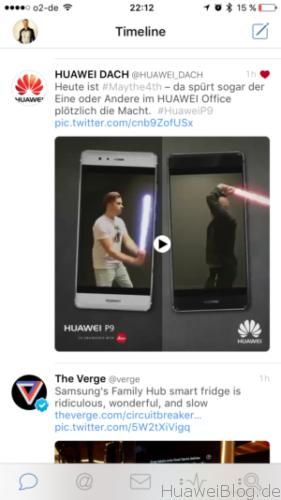 Tweetbot auf iOS