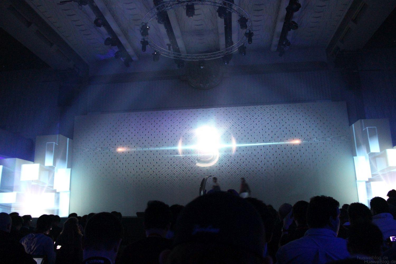 Huawei P7 Präsentation - Paris