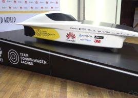 Sonnenwagentag mit Huawei an der RWTH Aachen – Interview [Event]